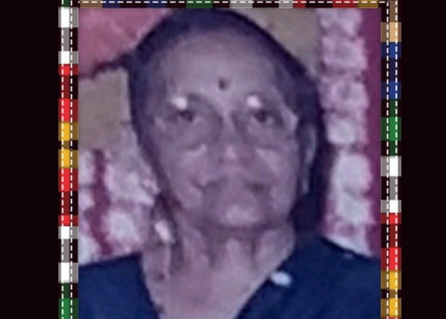 Smt.  Shesamma Babu Shriyan passes away